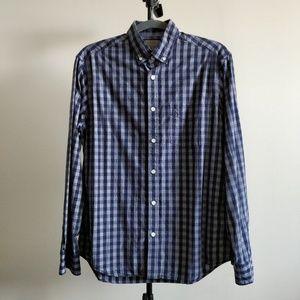 Marks & Spencer flannel shirt